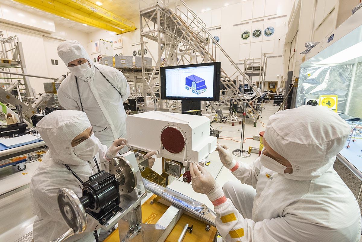 Hackers breach NASA, steal Mars mission data