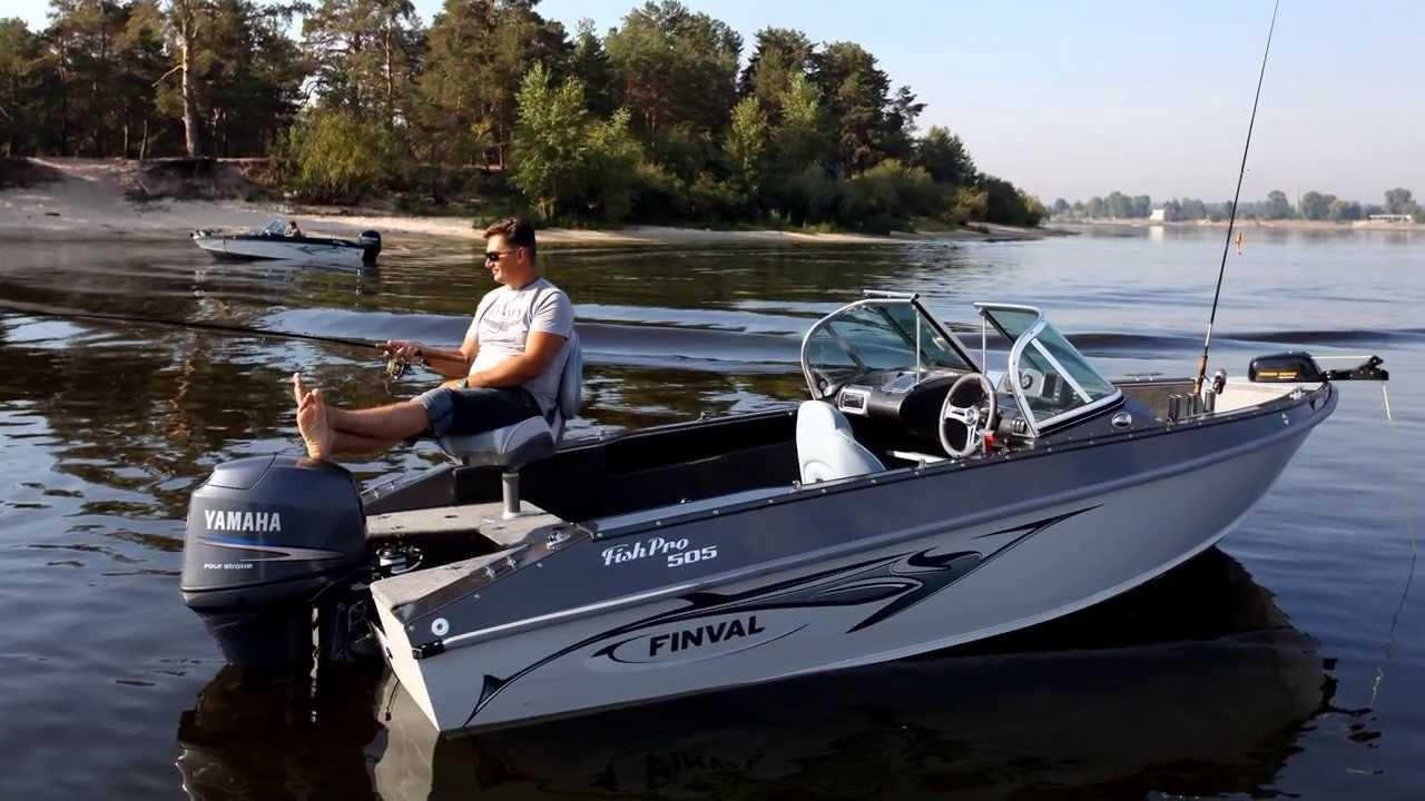 5 Gründe warum Finval Boote die besten sind
