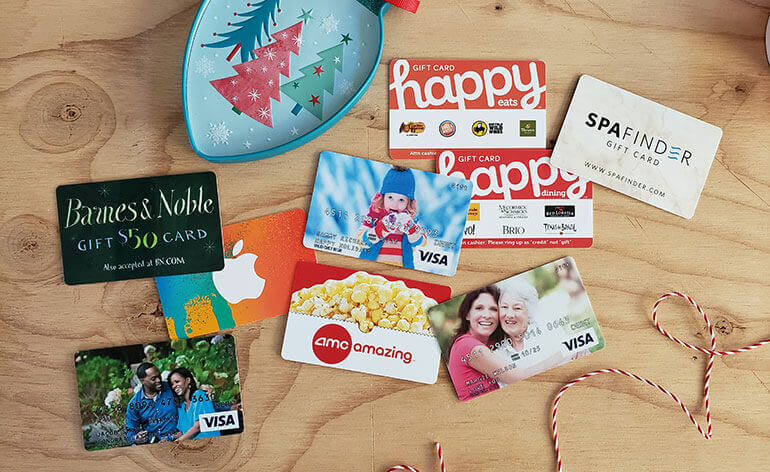 Why should you pay attention to gift cards?